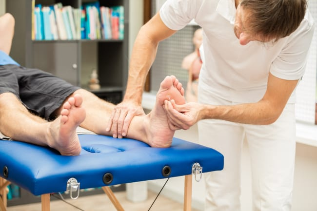 Preventing Damage from Diabetic Neuropathy